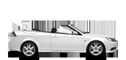 Saab 9-3 Convertible 2007-2014