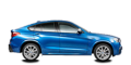 BMW X4  - лого
