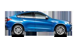BMW X4 2018-2021 новый кузов комплектации и цены
