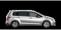 Volkswagen Touran  - лого