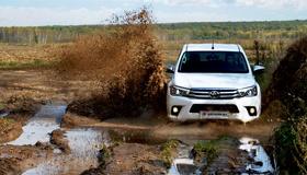 Toyota Hilux: Вдохновляет на подвиги