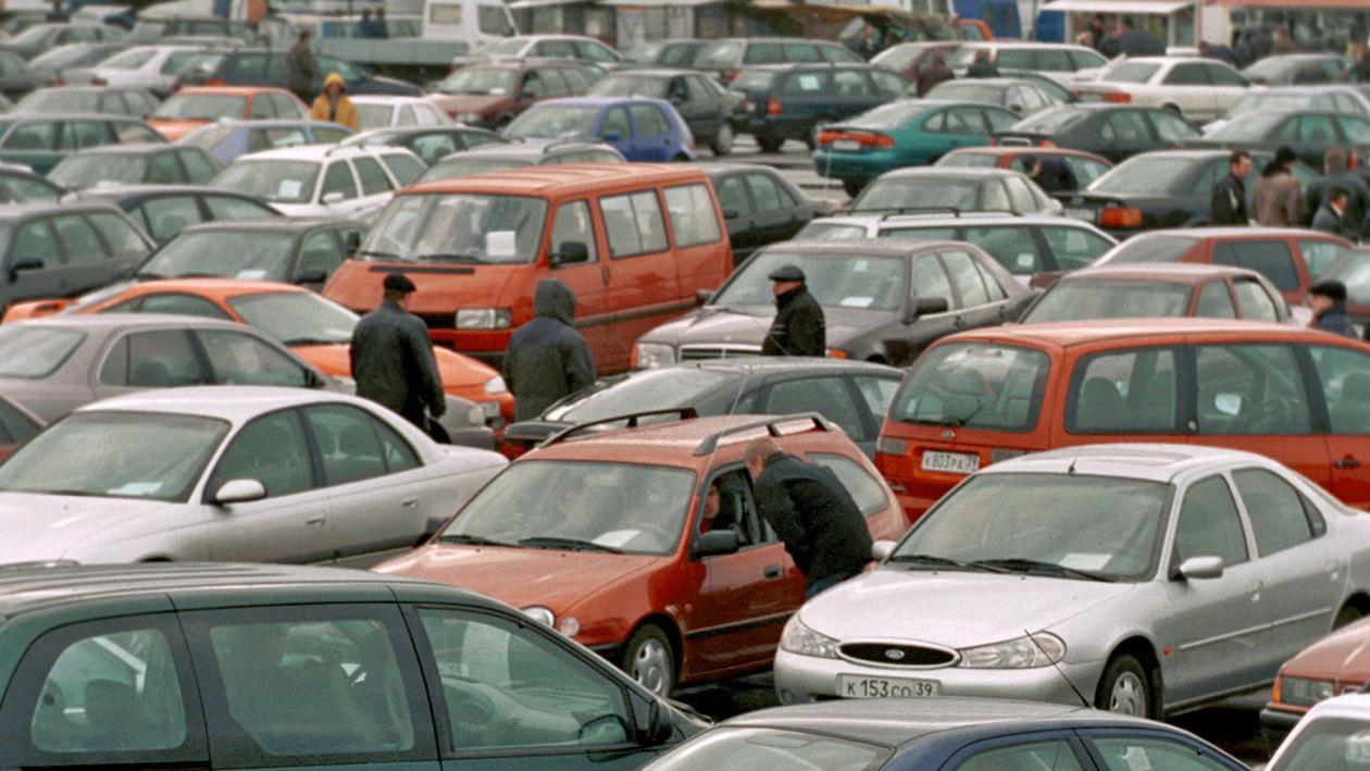 Любимые автомобили москвичей