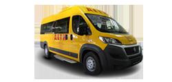 Fiat Ducato Школьный автобус