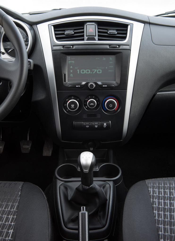 Datsun mi-DO интерьер фото