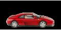 Ferrari F355 Berlinetta - лого