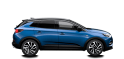 Opel Grandland X 2017-2021 новый кузов комплектации и цены