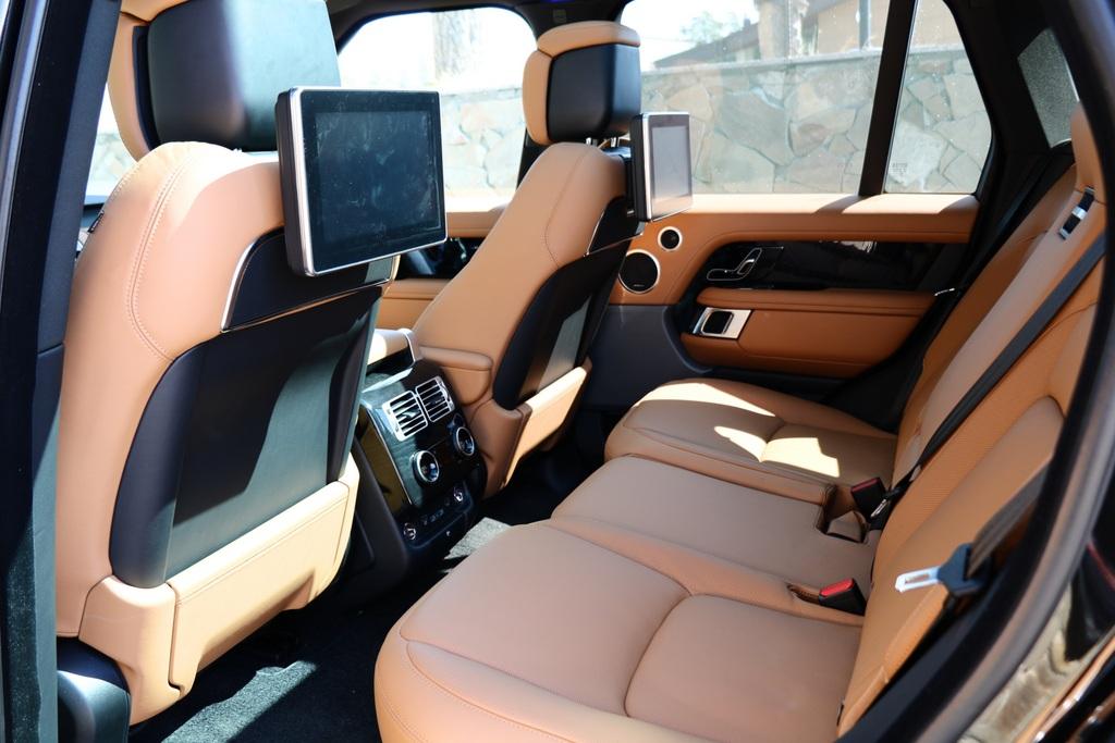 Range Rover 2018 фото
