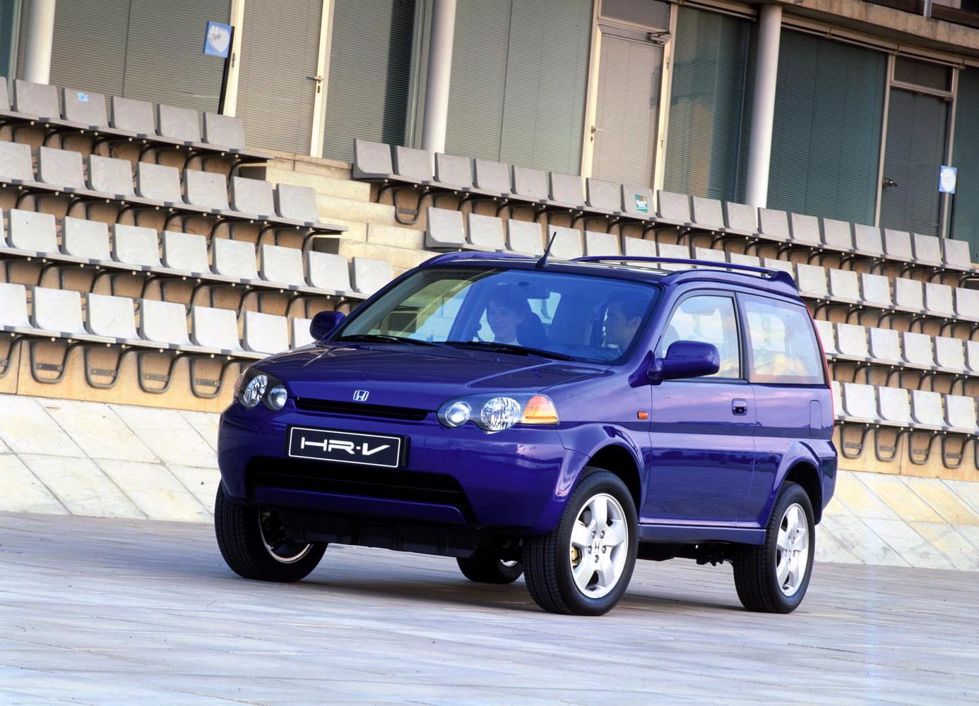 Honda HR-V 3 двери