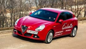 Alfa Romeo Giulietta: Жизнь прекрасна!