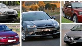 Названы 5 автомобилей, которые лучше не покупать на вторичном рынке