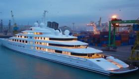 5 наиболее дорогих яхт в мире: как выглядят, кому принадлежат