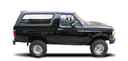 Ford Bronco 1992-1998