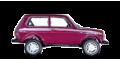 LADA (ВАЗ) 4x4 (2121) 3 дв - лого