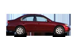 Acura EL 2001-2005