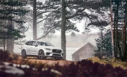 Volvo XC60 в БЦР