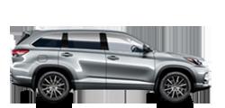 Toyota Highlander 2016-2021 новый кузов комплектации и цены