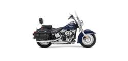 Harley Davidson Heritage Softail Classic - лого