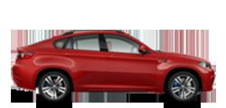 BMW X6 M 2014-2021 новый кузов комплектации и цены