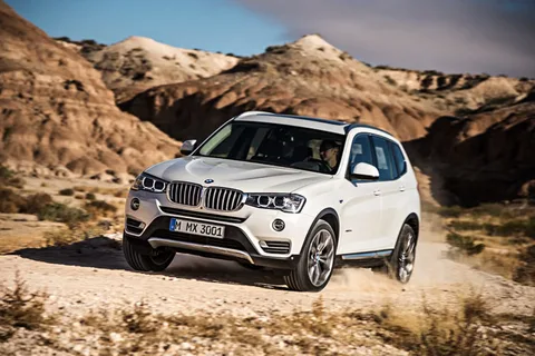 Отзывная компания BMW x3 и x4
