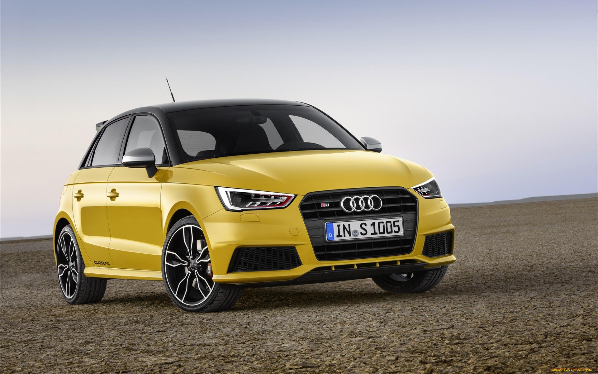 Audi A1 расход